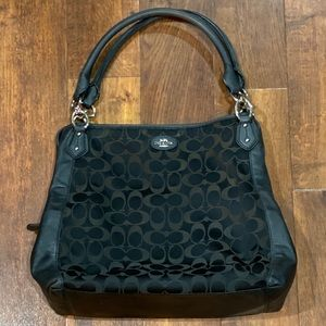 Coach Colette Signature Hobo
